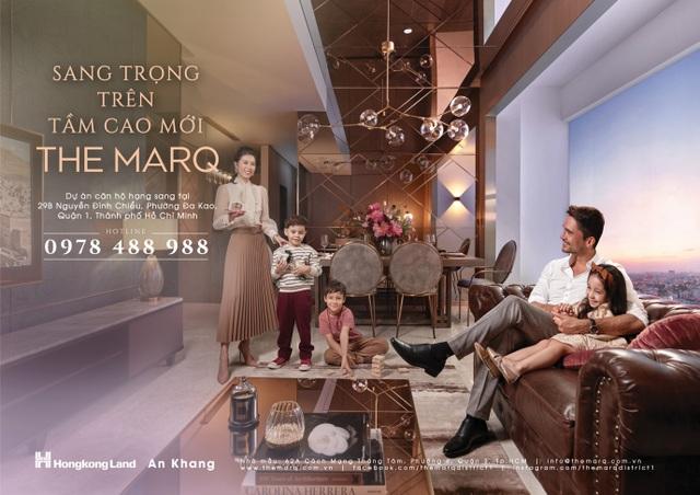 The Marq - lựa chọn của các nhà đầu tư tinh nhạy - 1