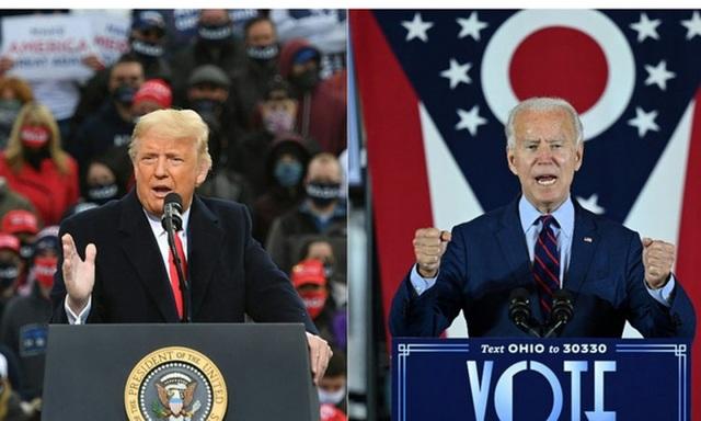4 kịch bản bất ngờ sau ngày bầu cử Mỹ - 1