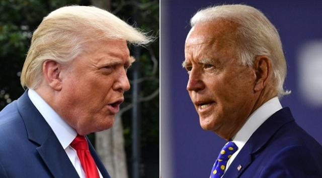 Trump - Biden đang bám đuổi quyết liệt ở 6 bang chiến địa quyết định - 1
