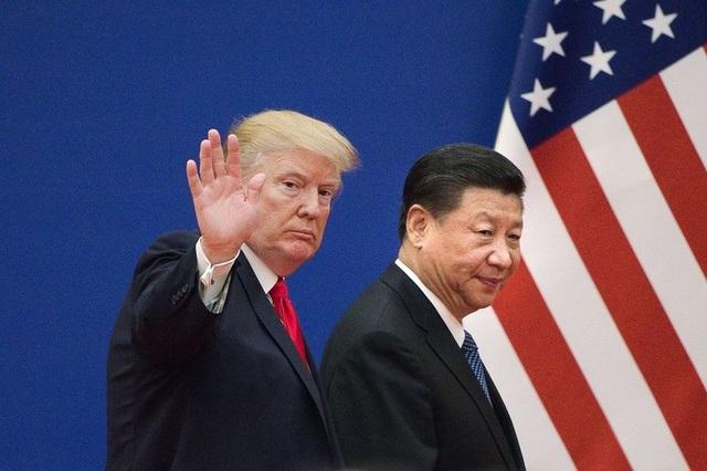 """""""Trung Quốc đang chuẩn bị cho một thế giới không có ông Donald Trump"""" - 1"""