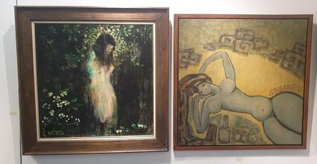8 hoạ sĩ lớn tuổi gây bất ngờ với triển tranh nude - 14
