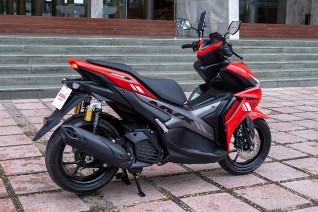 Yamaha NVX 2021 chốt giá 53 triệu đồng, cạnh tranh trực diện Honda AirBlade - 3