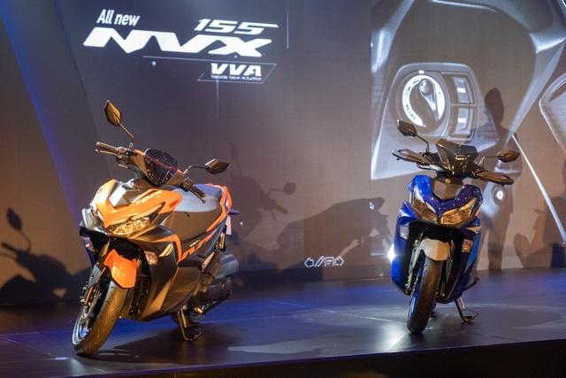 Yamaha NVX 2021 chốt giá 53 triệu đồng, cạnh tranh trực diện Honda AirBlade - 1