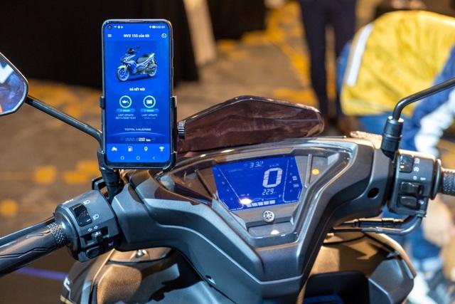 Yamaha NVX 2021 chốt giá 53 triệu đồng, cạnh tranh trực diện Honda AirBlade - 2
