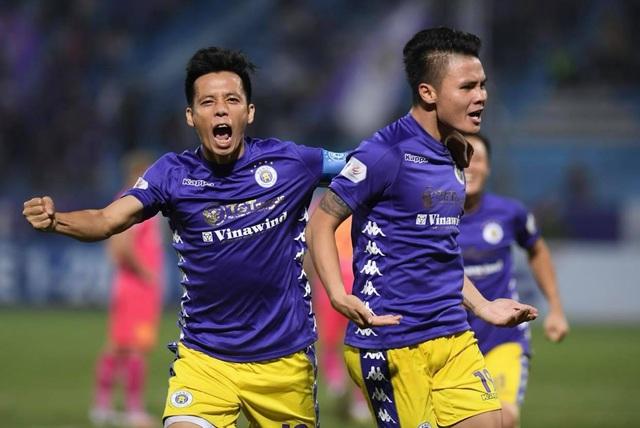 Hà Nội FC 4-2 Sài Gòn FC: Mưa bàn thắng ở Hàng Đẫy - 1