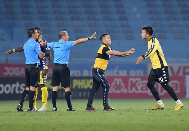 Hà Nội FC 4-2 Sài Gòn FC: Mưa bàn thắng ở Hàng Đẫy - 13