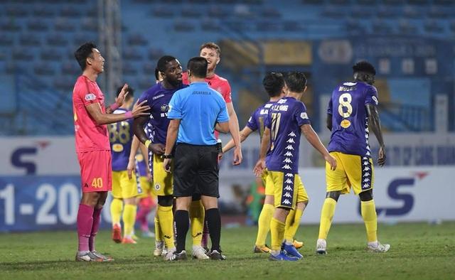 Hà Nội FC 4-2 Sài Gòn FC: Mưa bàn thắng ở Hàng Đẫy - 14