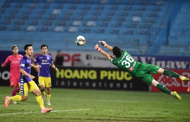Hà Nội FC 4-2 Sài Gòn FC: Mưa bàn thắng ở Hàng Đẫy - 4