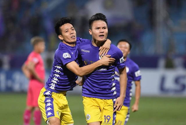 Hà Nội FC 4-2 Sài Gòn FC: Mưa bàn thắng ở Hàng Đẫy - 12