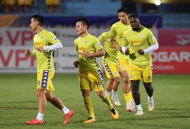 Hà Nội FC 4-2 Sài Gòn FC: Mưa bàn thắng ở Hàng Đẫy - 27