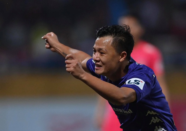 Hà Nội FC 4-2 Sài Gòn FC: Mưa bàn thắng ở Hàng Đẫy - 11