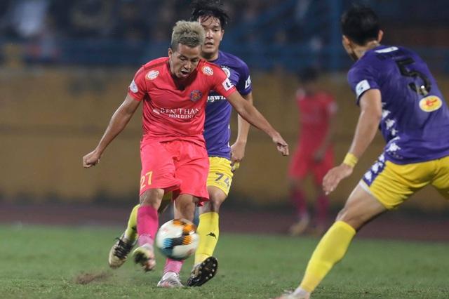 Hà Nội FC 4-2 Sài Gòn FC: Mưa bàn thắng ở Hàng Đẫy - 3