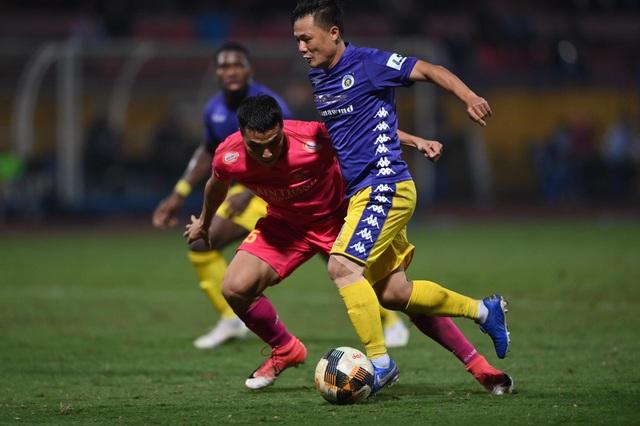 Hà Nội FC 4-2 Sài Gòn FC: Mưa bàn thắng ở Hàng Đẫy - 9