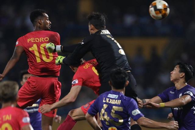 Hà Nội FC 4-2 Sài Gòn FC: Mưa bàn thắng ở Hàng Đẫy - 5
