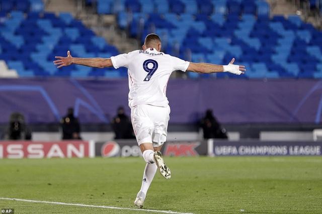 Siêu dự bị tỏa sáng, Real Madrid thắng nghẹt thở Inter Milan - 1