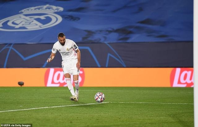 Siêu dự bị tỏa sáng, Real Madrid thắng nghẹt thở Inter Milan - 2