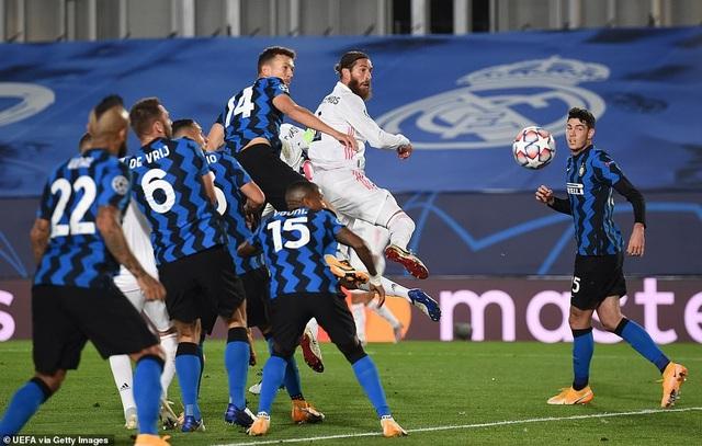 Siêu dự bị tỏa sáng, Real Madrid thắng nghẹt thở Inter Milan - 3