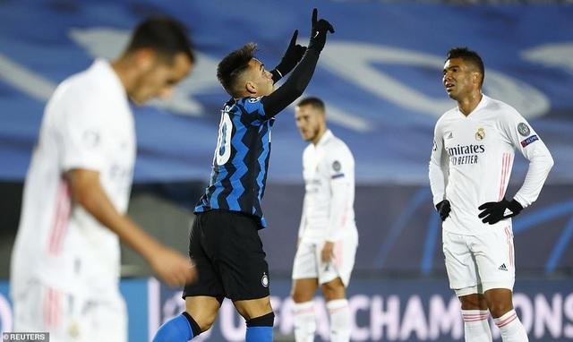 Siêu dự bị tỏa sáng, Real Madrid thắng nghẹt thở Inter Milan - 5
