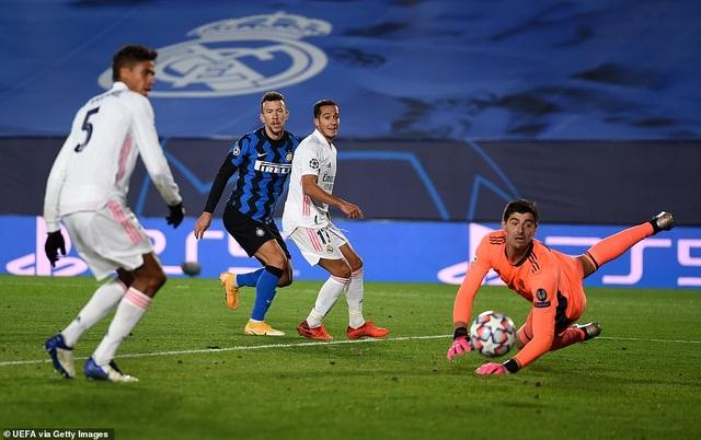Siêu dự bị tỏa sáng, Real Madrid thắng nghẹt thở Inter Milan - 7