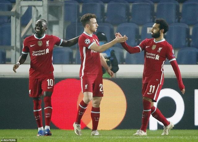 """""""Bom tấn"""" lập hat-trick, Liverpool thắng đậm tới khó tin - 2"""