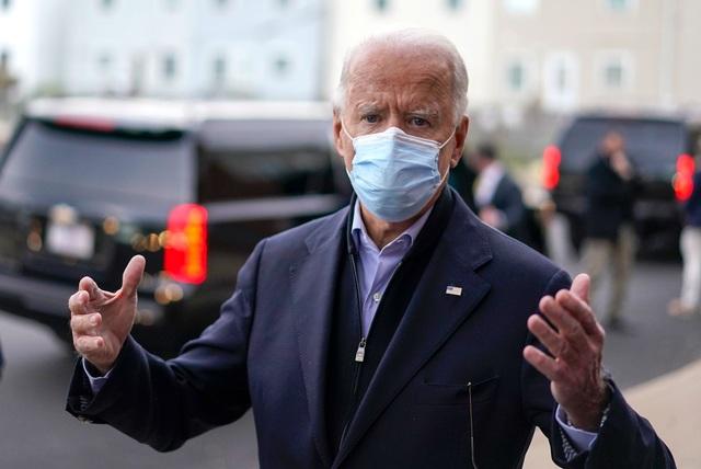 Ông Biden nói sẽ không phản ứng nếu ông Trump tuyên bố chiến thắng sớm - 1