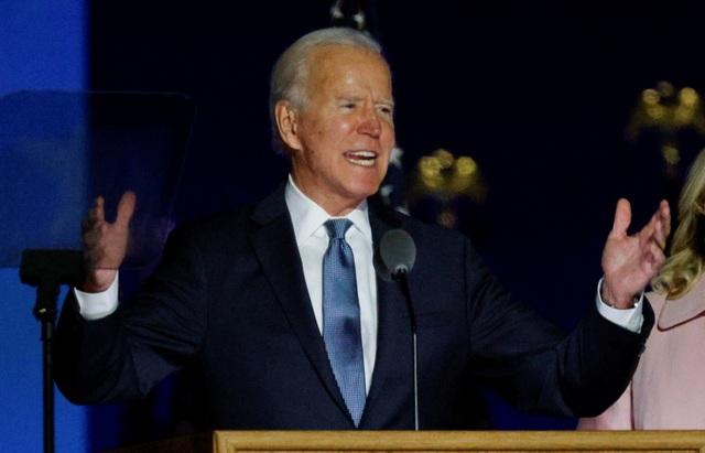 Phe Biden giận dữ vì ông Trump đòi chặn kiểm phiếu sau ngày bầu cử - 1
