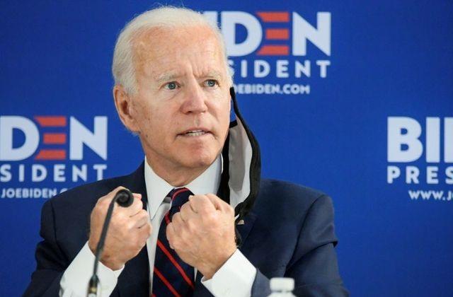 Nhà cái đặt cược tỷ lệ đắc cử của ông Biden cao nhất trong nhiều tháng - 1