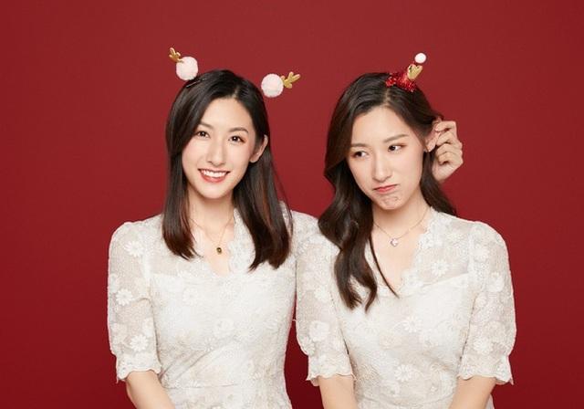 Cặp song sinh xinh đẹp nổi tiếng Trung Quốc tốt nghiệp Harvard giờ ra sao? - 1
