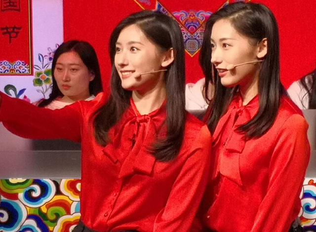Cặp song sinh xinh đẹp nổi tiếng Trung Quốc tốt nghiệp Harvard giờ ra sao? - 4