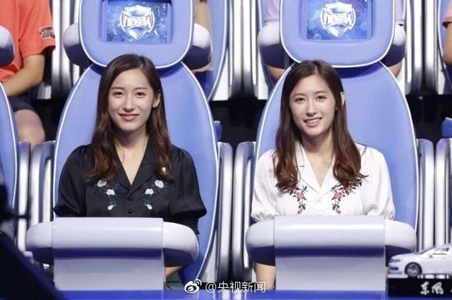 Cặp song sinh xinh đẹp nổi tiếng Trung Quốc tốt nghiệp Harvard giờ ra sao? - 2