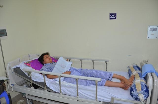 Số phận nghiệt ngã của người phụ nữ đau đớn mất con, nằm liệt giường - 5
