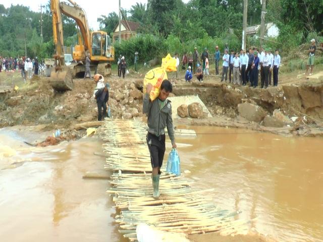 Hạ tầng giao thông Quảng Trị thiệt hại hơn 300 tỷ đồng vì mưa lũ - 3