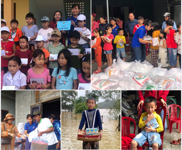 Bạn trẻ Bình Phước quyên góp gần 4,4 tỷ đồng hỗ trợ người dân vùng lũ - 3