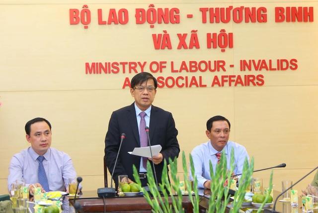 Bộ LĐ-TBXH gặp mặt đoàn đại biểu người có công với cách mạng tỉnh Cà Mau - 2