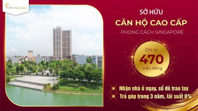 Khu đô thị Bách Việt Lake Garden bàn giao sổ đỏ cho cư dân - 2