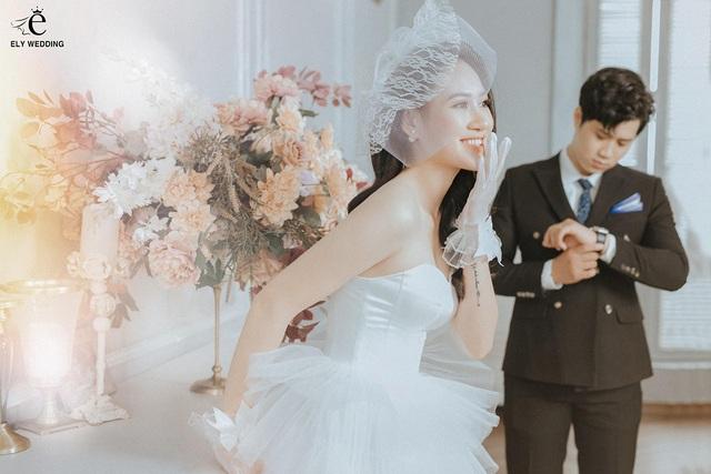 """""""Mỹ nhân kiếm chém"""" Minh Hằng bất ngờ khoe ảnh cưới, chuẩn bị lập gia đình - 10"""