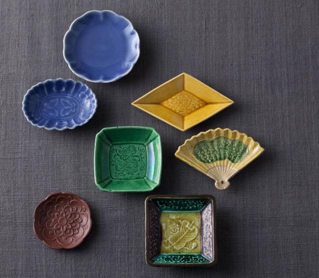 Biểu tượng may mắn trên những chiếc đĩa nhỏ xíu tại Nhật - 1