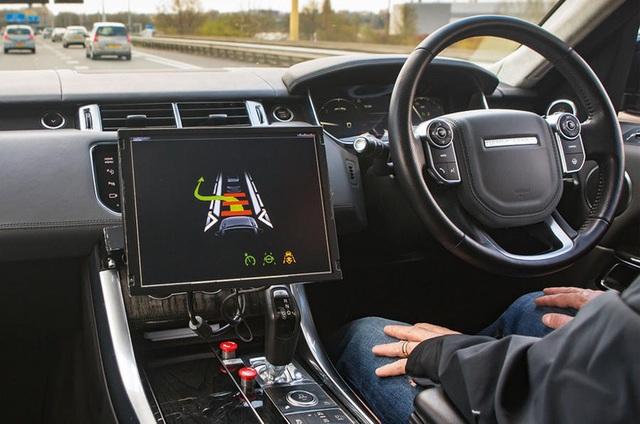 Xe tự lái có thể đi vào cuộc sống sớm hơn nhờ công nghệ này - 1