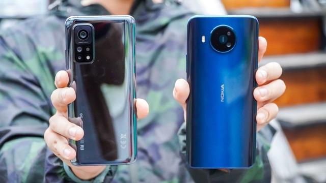 Xiaomi Mi 10T Pro đối đầu Nokia 8.3: 13 triệu đồng nên mua smartphone nào? - 1