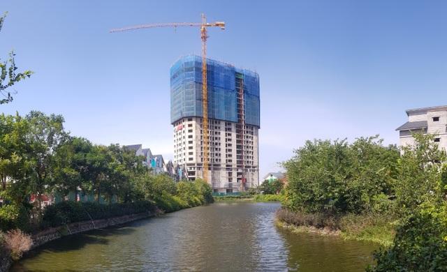 NOXH FLC Garden City vượt kỳ vọng tiến độ thi công - 3