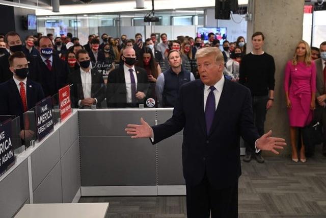 Nếu ông Trump tái đắc cử, kinh tế thế giới còn nhiều đổi thay, xáo trộn! - 1