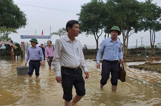 Ngành Giáo dục Nghệ An thiệt hại hơn 15 tỷ đồng do mưa lũ - 3