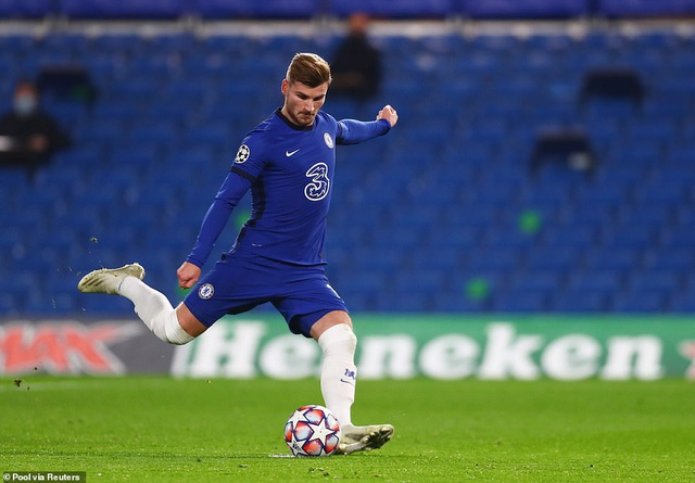 Timo Werner lập cú đúp, Chelsea tiếp tục thắng tưng bừng - 2