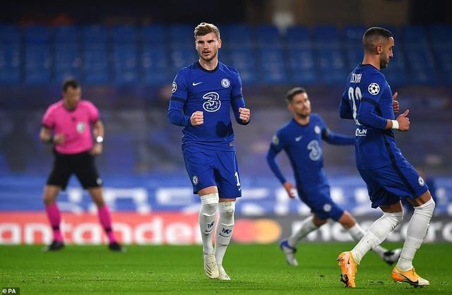 Timo Werner lập cú đúp, Chelsea tiếp tục thắng tưng bừng - 1