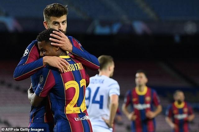 Messi ghi bàn, Barcelona toàn thắng ở Champions League - 4
