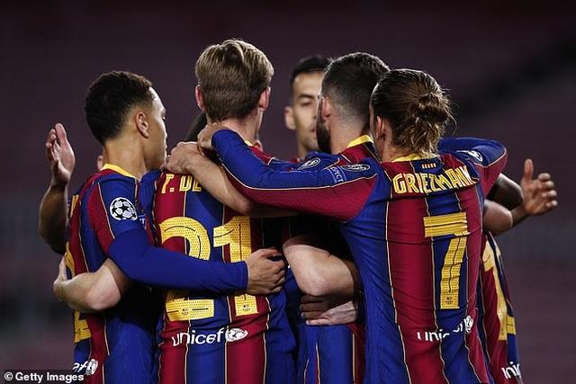 Messi ghi bàn, Barcelona toàn thắng ở Champions League - 8