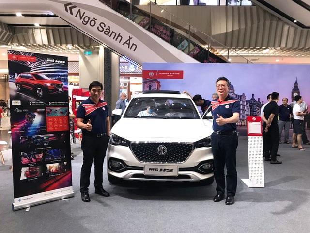 MG Việt Nam chính thức ra mắt MG HS 1.5T Trophy thế hệ mới - 1