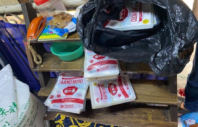 Bắt quả tang nhóm sản xuất bột ngọt giả trong khu dân cư - 4