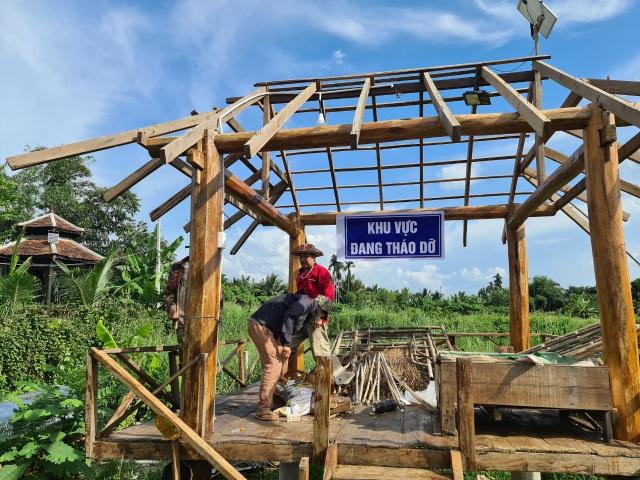 Khu du lịch không phép tại Đắk Lắk: Sẽ tháo dỡ hết các hạng mục sai phạm - 4
