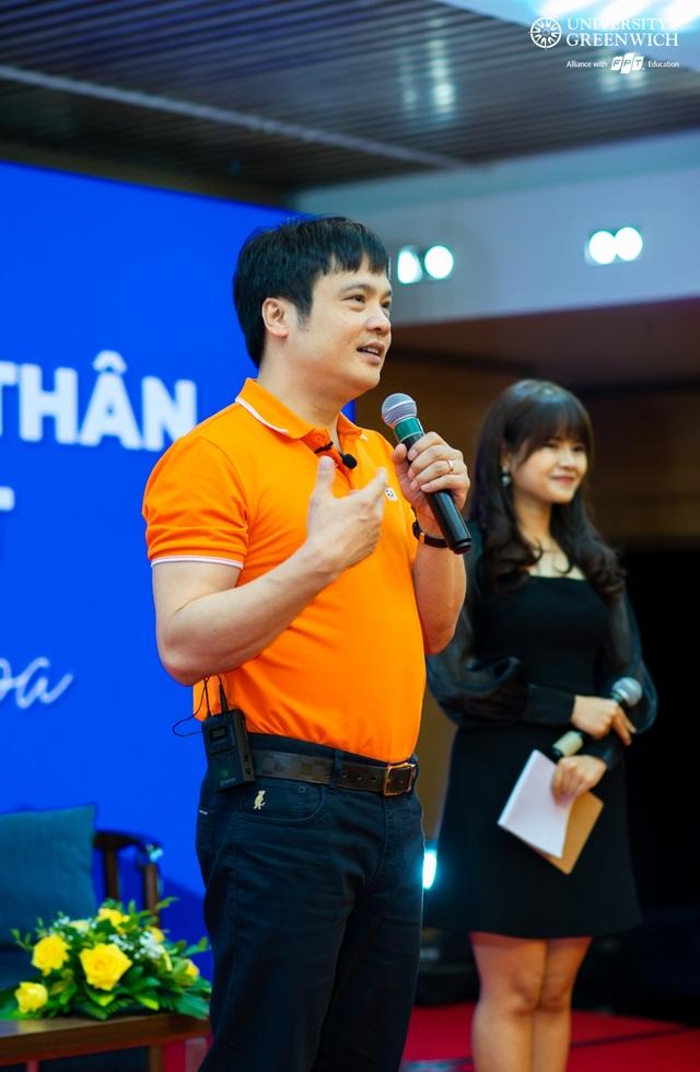 """500 sinh viên Đà Nẵng được """"tiếp lửa"""" ước mơ từ CEO FPT - 1"""